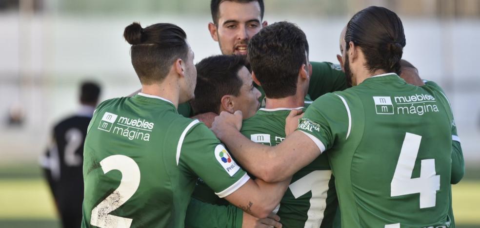 Hora de la verdad para el Atlético Mancha Real ante el Almería B