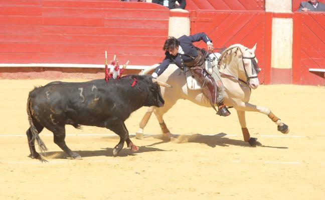 Almería vuelve a ser taurina
