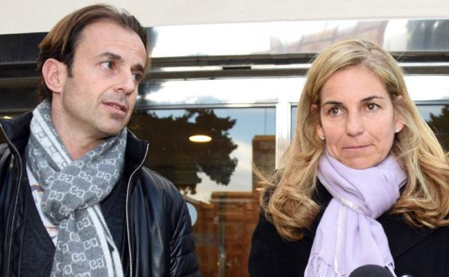 El marido de Arantxa Sanchez Vicario le pide el divorcio y exige la custodia de sus hijos