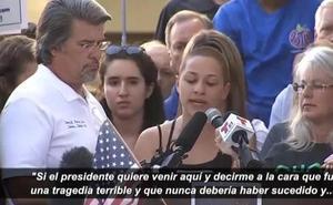 El apasionado discurso antiarmas de Emma González, superviviente de la matanza de Florida
