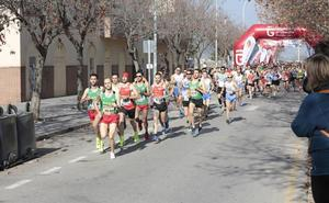 Abdelfattah y Petersson repiten victoria en Albolote