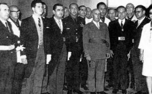 Gobernadores civiles: los hombres fuertes del franquismo