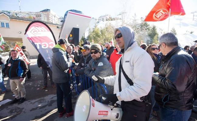 """Los empresarios de Sierra Nevada creen que la huelga es """"desproporcionada"""""""