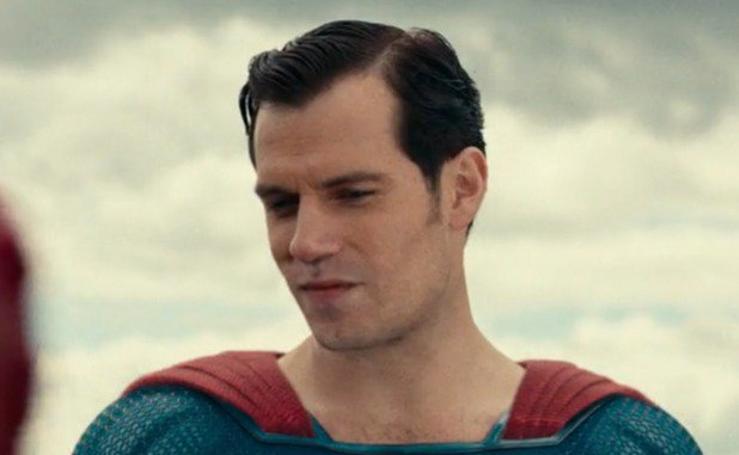 El detalle casi inperceptible de Superman en 'La Liga de la Justicia'