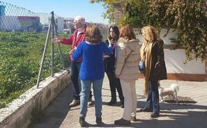 Cs insta al equipo de gobierno a trabajar con los vecinos el desarrollo de los proyectos de fondos DUSI para Granada
