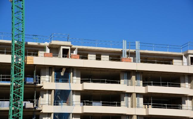 Cambio de ritmo en la vivienda: sube la nueva, baja la de segunda mano