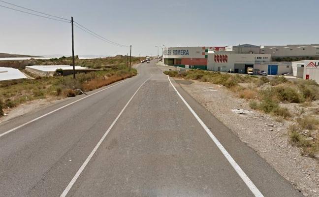 Muere un motorista al sufrir un accidente en La Juaida, Viator