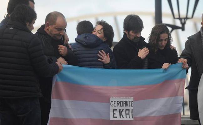 La dolorosa carta del padre de Ekai, el joven transexual que se suicidó en Vizcaya