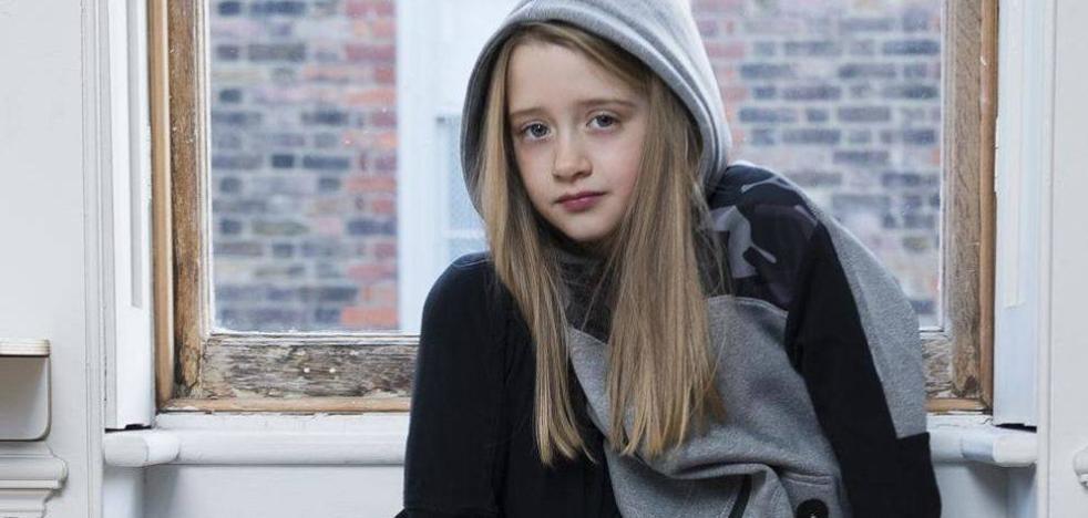Una niña de 7 años pide a Zara ser modelo de su catálogo masculino