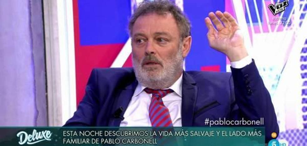 """Pablo Carbonell en 'Sábado Deluxe': """"Me iba a convertir en un esclavo de la droga"""""""