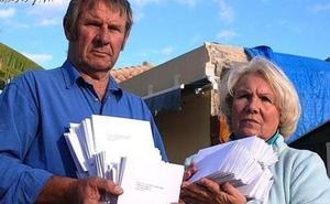 Vera indemniza al matrimonio 10 años después del derribo de su casa construida con una licencia ilegal