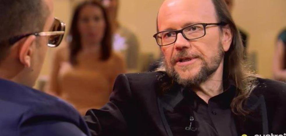Santiago Segura cuenta en 'Chester' el feo gesto que le hizo Almodóvar