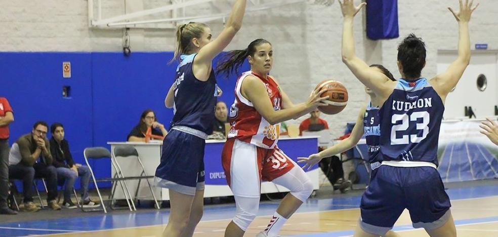 ISE CB Almería vuelve a los puestos de descenso