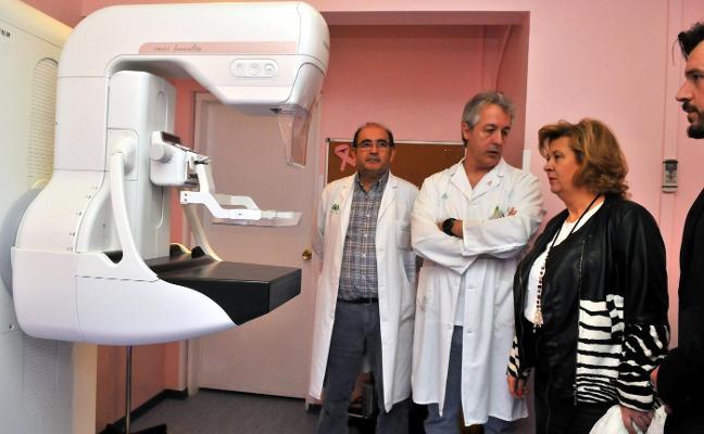 Nuevo material radiológico para «mejorar la asistencia» en el Hospital San Agustín
