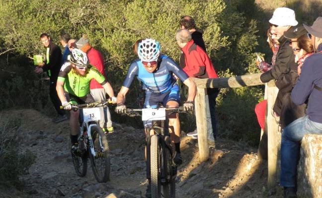 Triki Beltrán, pleno de participaciones en la Bike Race que empieza este domingo