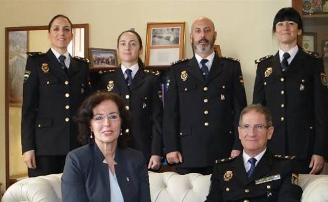 El Día de Andalucía rinde homenaje a la Policía Autonómica y a la UAL