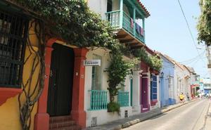 Cartagena de Indias, ciudad colonial llena de color