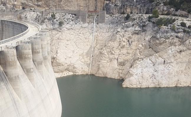 Las previsiones apuntan a más de 30 litros por metro cuadrado en Jaén a final de semana