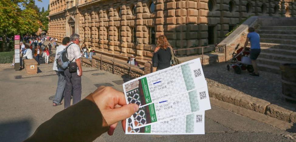 """'Todos somos la Alhambra' no ve """"motivos convincentes"""" para las entradas nominativas"""
