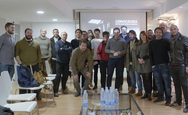 Las productoras de Granada se unen para impulsar el sector audiovisual en la provincia