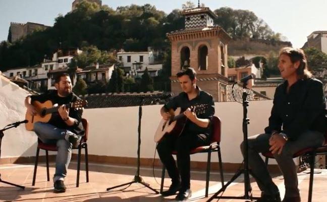 El hermoso vídeo musical con las calles de Granada como escenario
