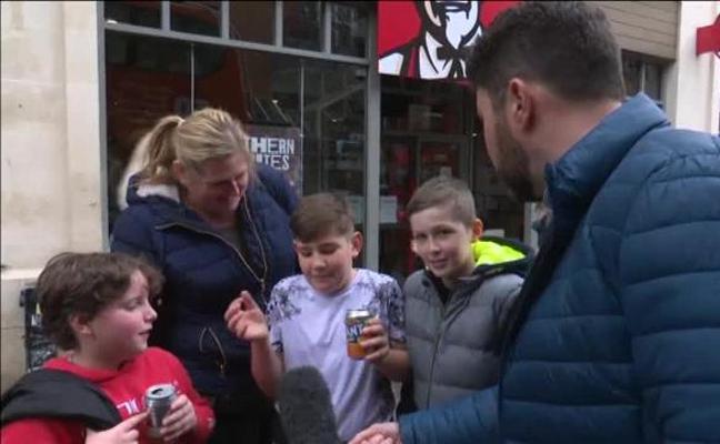 KFC se queda sin pollo en Reino Unido