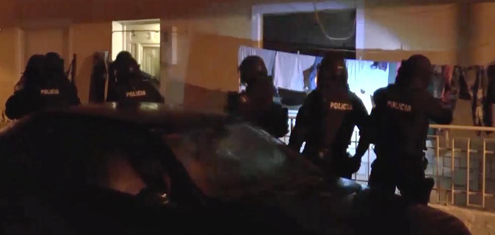 Detenido un marroquí por adoctrinamiento y enaltecimiento del terrorismo yihadista en Murcia