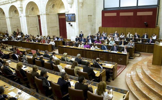 El Parlamento andaluz aprueba la revisión del Potau de Granada