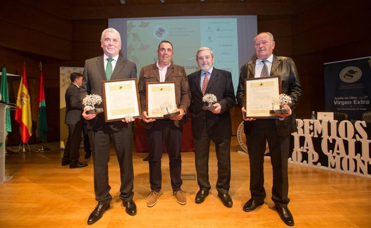 Los X premios de Calidad de la Denominación de Origen Aceite Montes de Granada