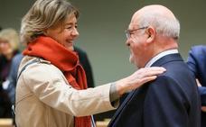 Tejerina se descarta como ministra de Economía en sustitución de De Guindos