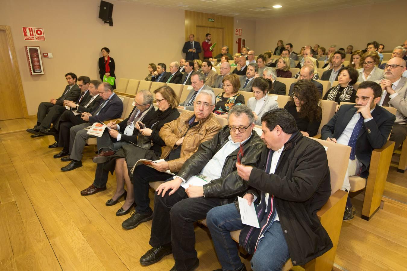 Foro 'Los retos de la sanidad pública en Andalucía'