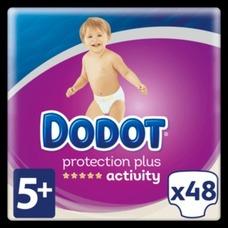 Descuentos de última hora: 7 ofertas en pañales y toallitas Dodot de Bebitus para hoy