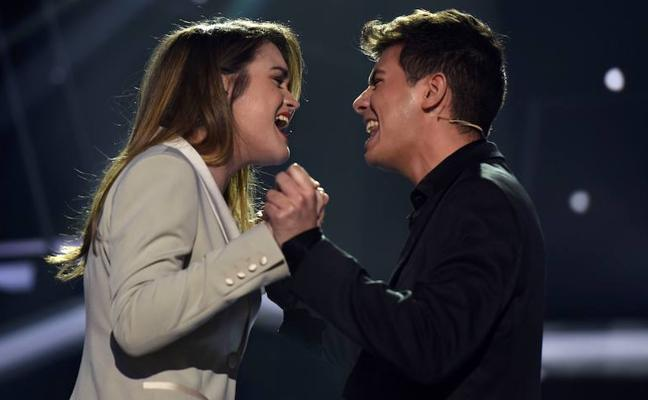 Amaia y Alfred actuarán en Europa en su gira de promoción para Eurovisión