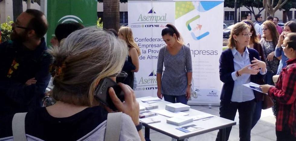 La patronal de Almería quiere 'despertar' el instinto emprendedor de los más jóvenes