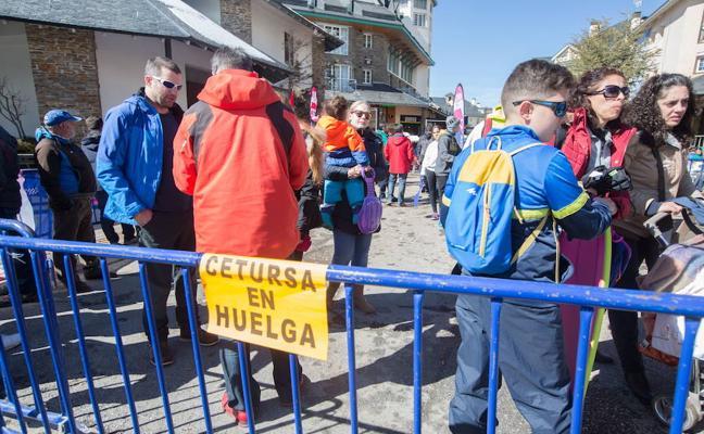 Los empresarios de Sierra Nevada anuncian despidos si sigue la huelga el fin de semana