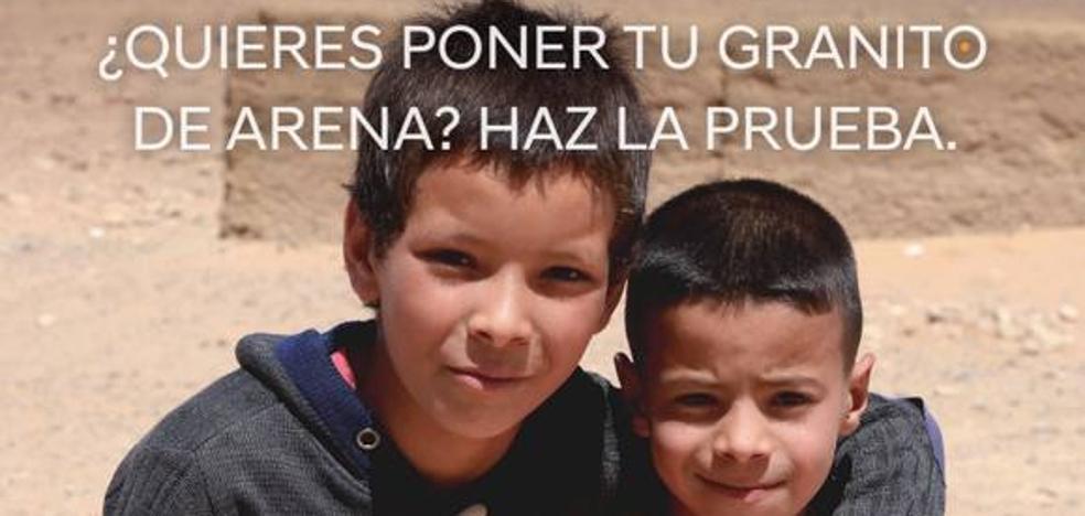 Colabora con el Desierto de los Niños en Hyundai Almerialva