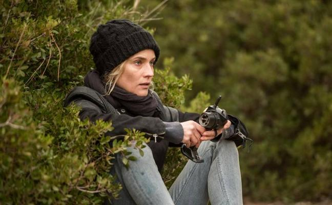 'En la sombra', la venganza de Diana Kruger