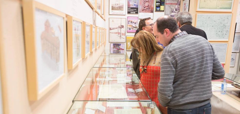 'Facsímiles y Originales', nueva exposición en la Biblioteca Politécnica de la UGR