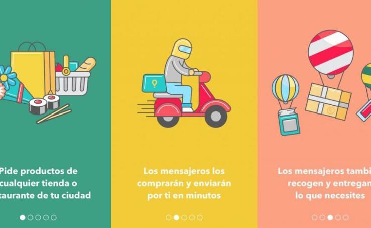 Cómo funciona Glovo, la empresa que llega a Granada