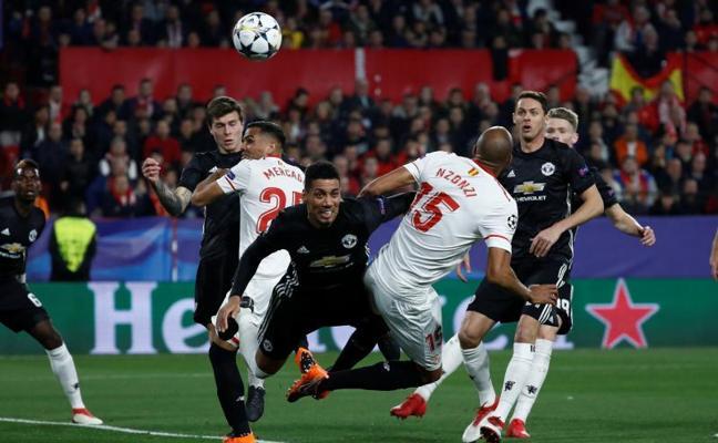 Sevilla-Manchester, en directo