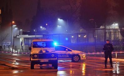 Un hombre se inmola tras lanzar un artefacto explosivo contra la Embajada de EE UU en Montenegro
