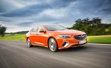 Opel Insignia GSi, poder germano