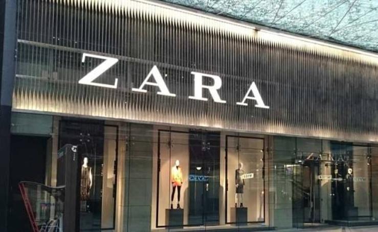 Vuelco a la colección de Zara con un nuevo vestido
