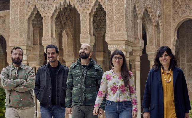 El arte actual de ARCO se inspira en la Alhambra