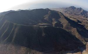 Ruta por los volcanes del Cabo de Gata