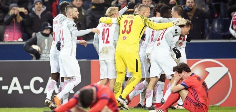 La Real se condena en Salzburgo