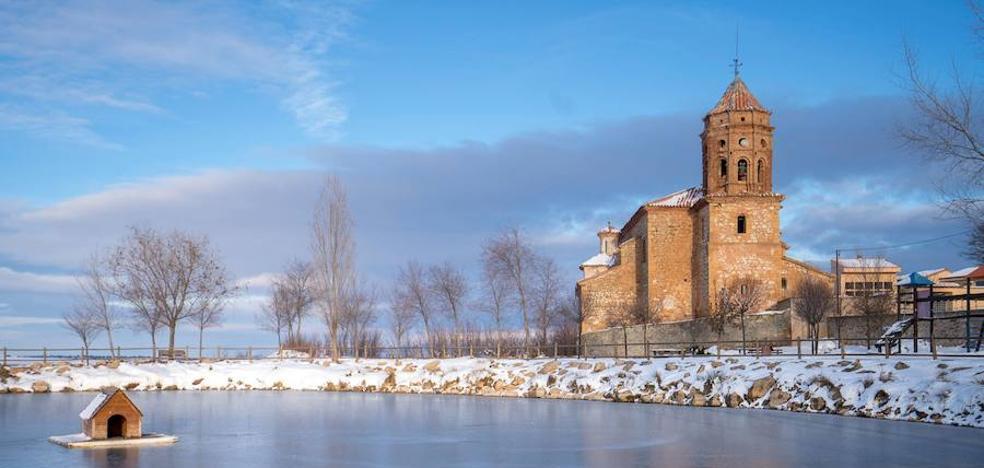 Temperaturas de hasta 6 grados bajo cero activan la alerta en 18 provincias