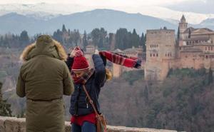 La AEMET alerta de la llegada del 'frío extremo': ¿va a nevar el fin de semana en Granada?