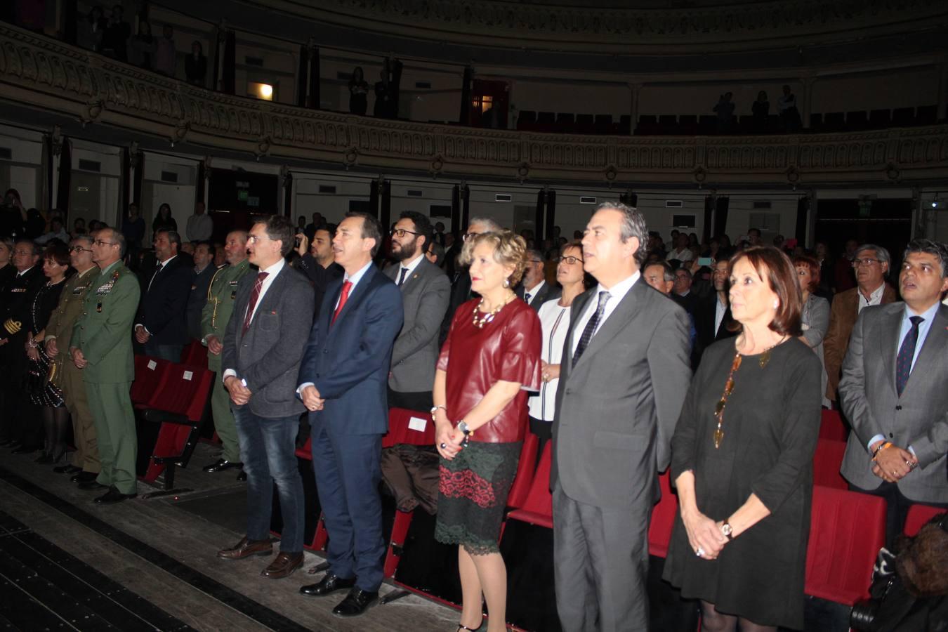 Andalucía premia el compromiso social