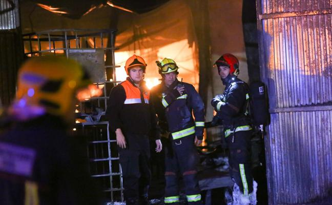 CCOO denuncia «falta de personal» en los parques de bomberos dependientes de la Diputación